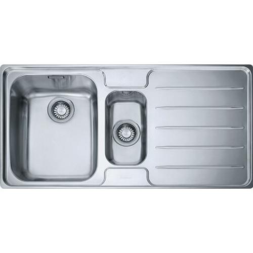 Franke Laser LSX 651 1.5B Stainless Steel Inset Sink