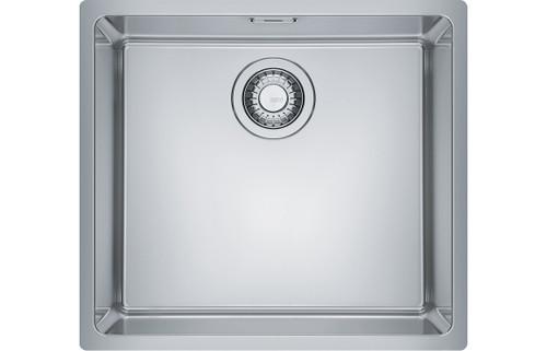 Franke Maris MRX 210-45 1B Inset Sink - Brushed Steel