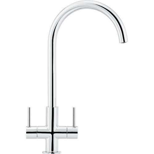 Franke Hestia J-Spout Mixer Tap - Chrome