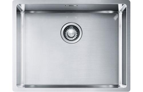 Franke Box BXX 110 54 1B Undermount Sink - Stainless Steel