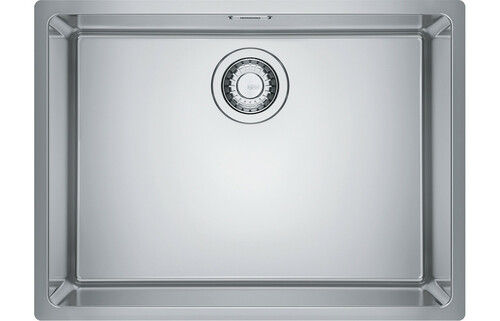 Franke Maris MRX 110-55 1B Undermount Sink - Brushed Steel