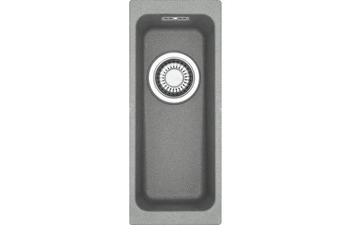 Franke Kubus KBG 110 16 0.5B Undermount Sink - Stone Grey