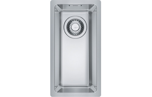 Franke Maris MRX 110-19 1B Undermount Sink - Brushed Steel