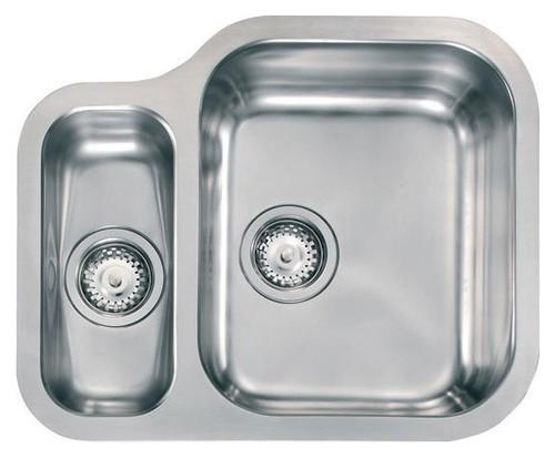 Luisina Cinzia 1.5 Stainless Steel Undermount Bowl