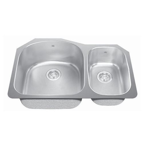 Kindred KSCXU-C Toronto Stainless Steel Undermount Kitchen Sink