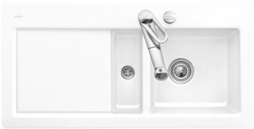 Villeroy & Boch Subway 60 Kitchen Sink Left Hand Drainer
