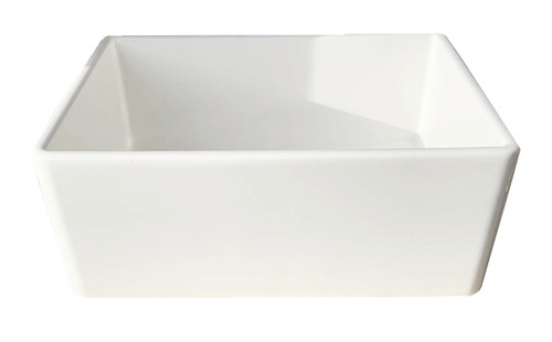 Roma 26 Single Bowl Kitchen Sink Brass & Traditional