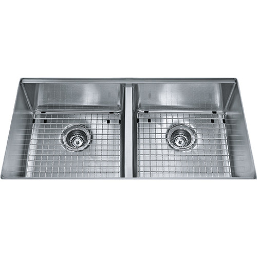 Kindred KCUD36/9 Designer Series Single Bowl Stainless Steel Kitchen Sink