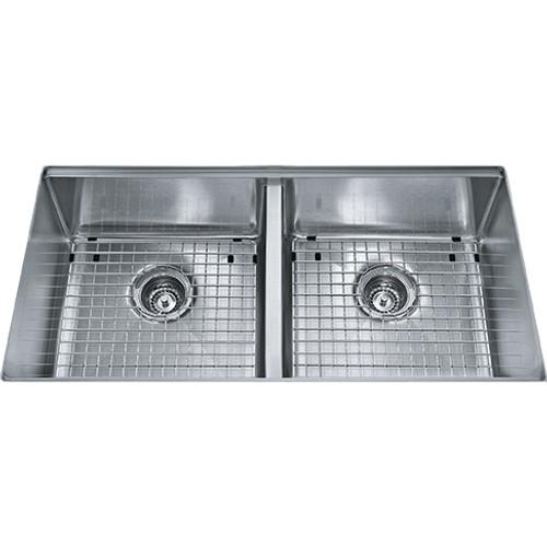 Kindred KCUD36/9 Designer Series Single Bowl Stainless Steel Kitchen Sink
