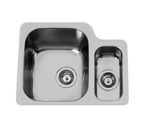 Rodi Cuba Aplicação One and Half Bowl 60 Kitchen Sink