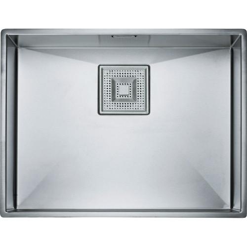 Franke Peak PKX110 55 Single Bowl Stainless Steel Kitchen Sink