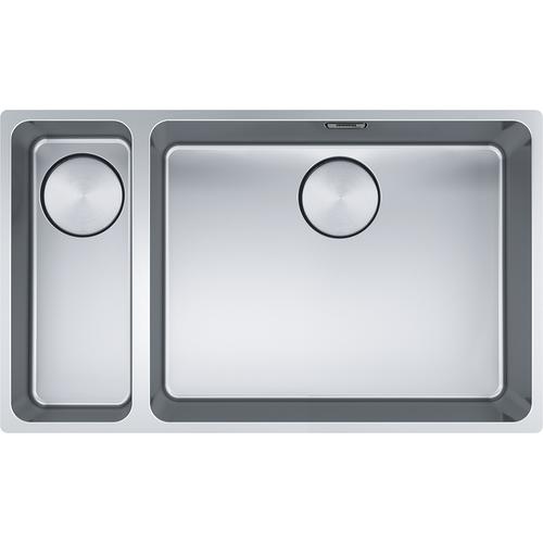 Franke Mythos MYX 160-50-16 Stainless Steel Sink
