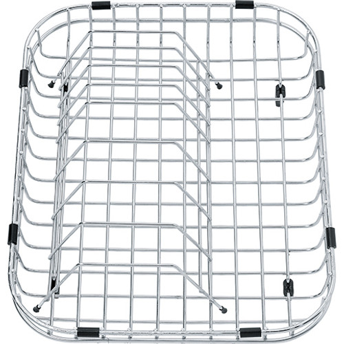 Kindred Wire Drainer Basket With Plate Rack Stainless Steel