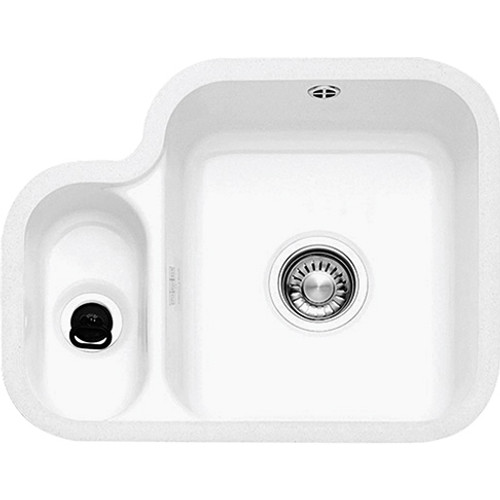 Franke VBK160 Ceramic White Kitchen Sink