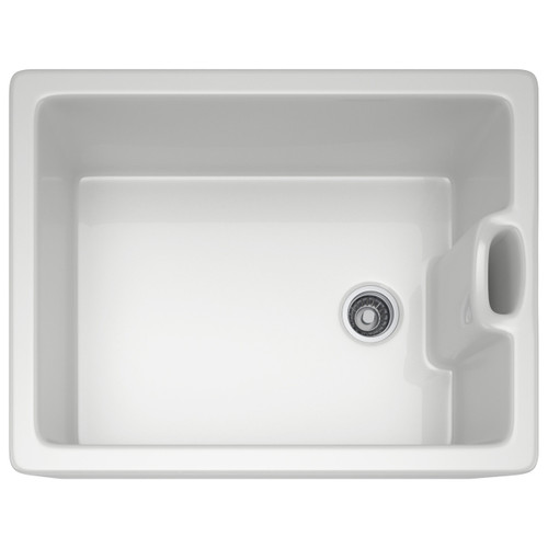 Franke Belfast BAK710 Ceramic White Kitchen Sink