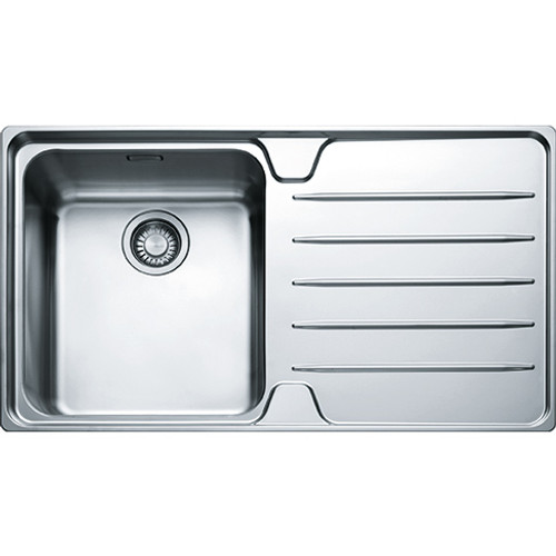Franke Laser LSX611 Stainless Steel Kitchen Sink