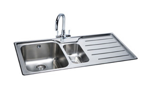 Carron Phoenix Isis 150 Kitchen Sink