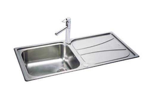 Carron Phoenix Zeta 90 Kitchen Sink