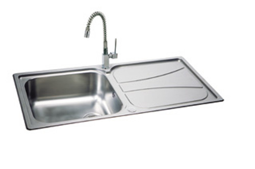 Carron Phoenix Zeta 100 Kitchen Sink