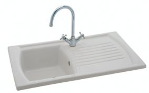 Carron Phoenix Solaris 100 Kitchen Sink
