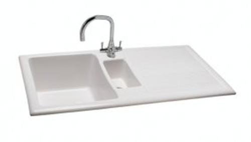 Carron Phoenix Solaris 150 Kitchen Sink