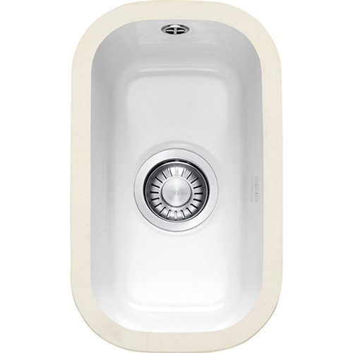 Franke VBK110 21 Ceramic White Kitchen Sink