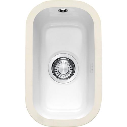 Franke VBK110 21 Ceramic White Kitchen Sink
