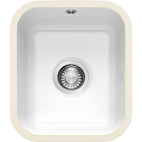 Franke VBK110 33 Ceramic White Kitchen Sink