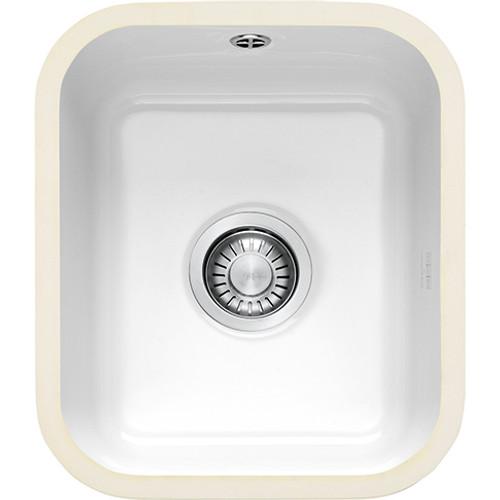Franke VBK110 33 Ceramic White Kitchen Sink
