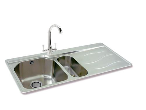 Carron Phoenix Maui 150 Kitchen Sink