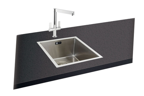 Carron Phoenix Deca 100 Kitchen Sink