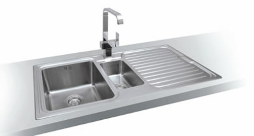 County Kendal 1.5 Kitchen Sink