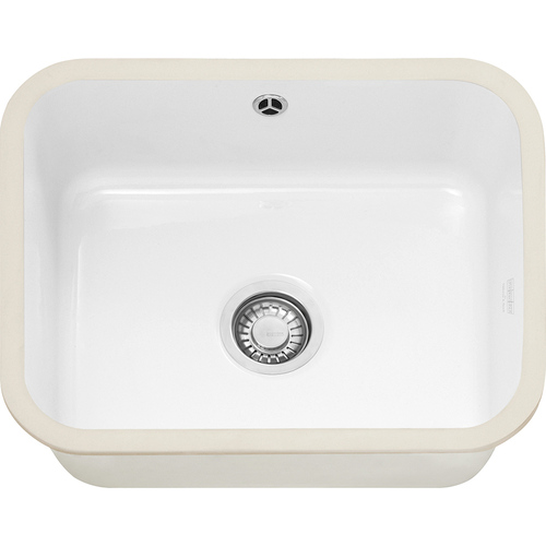 Franke VBK110 50 Ceramic White Kitchen Sink