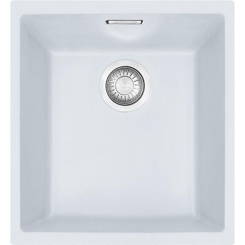 Franke Sirius SID110-34 Tectonite Polar White Kitchen Sink