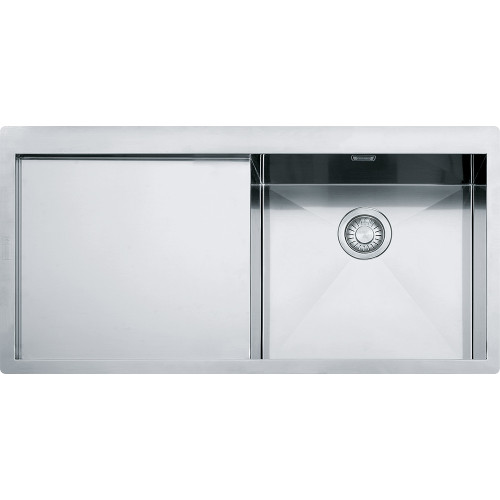 Best Stainless Steel Kitchen Sinks | Franke Planar Slim Top Ppx211 Stainless Steel Kitchen Sink Sinks