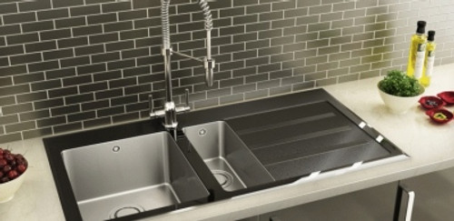 Carron Phoenix Silhouette Kitchen Sink