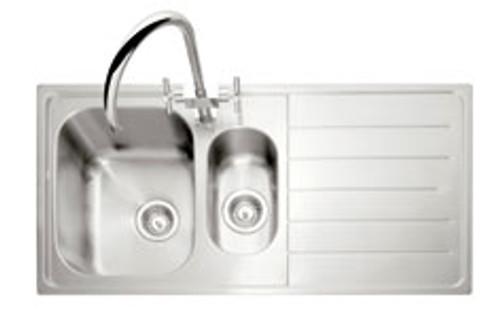 Caple Lyon 150 Kitchen Sink