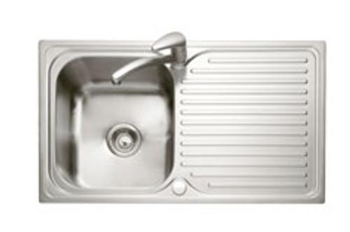 Caple Dove 100 Kitchen Sink