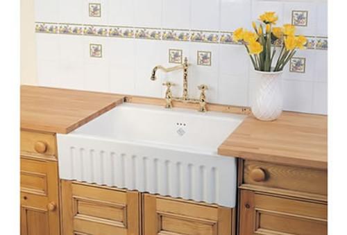 Shaws Bowland 600 Kitchen Sink