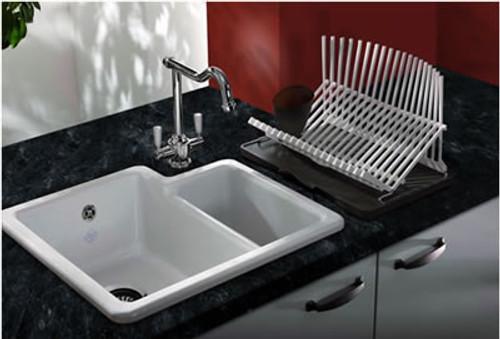 Shaws Classic Brindle Kitchen Sink