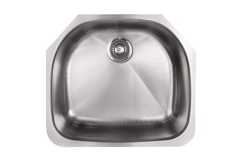Kindred Montreal Stainless Steel Undermount Kitchen Sink
