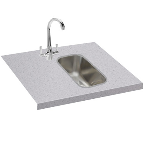 Carron Phoenix Zeta ZT50 Kitchen Sink