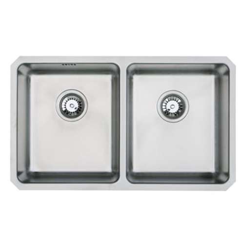 Camel Oasis Double 25mm Kitchen Sink