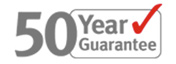 Franke Sinks 50 Year Guarantee