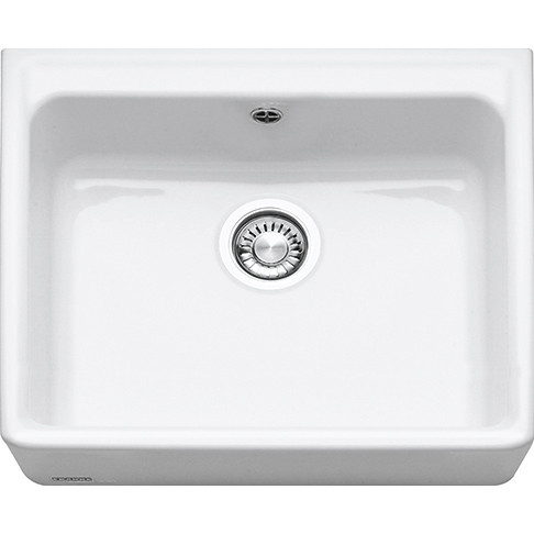 Franke Vbk Ceramic Belfast Sink Single Bowl Complete With