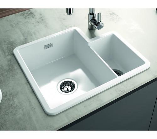 Thomas Denby Metro 1 3 Bowl Sink Sinks