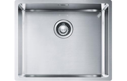 Franke Box Bxx 110 50 1b Undermount Sink Stainless Steel Sinks