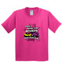 Wrecking Your First Car Creeper/Tee-Pink