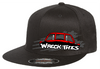 New Wreck This Derby Car Hat-Flatbill