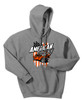 Kids Gonna Send It Hoodie w/Orange